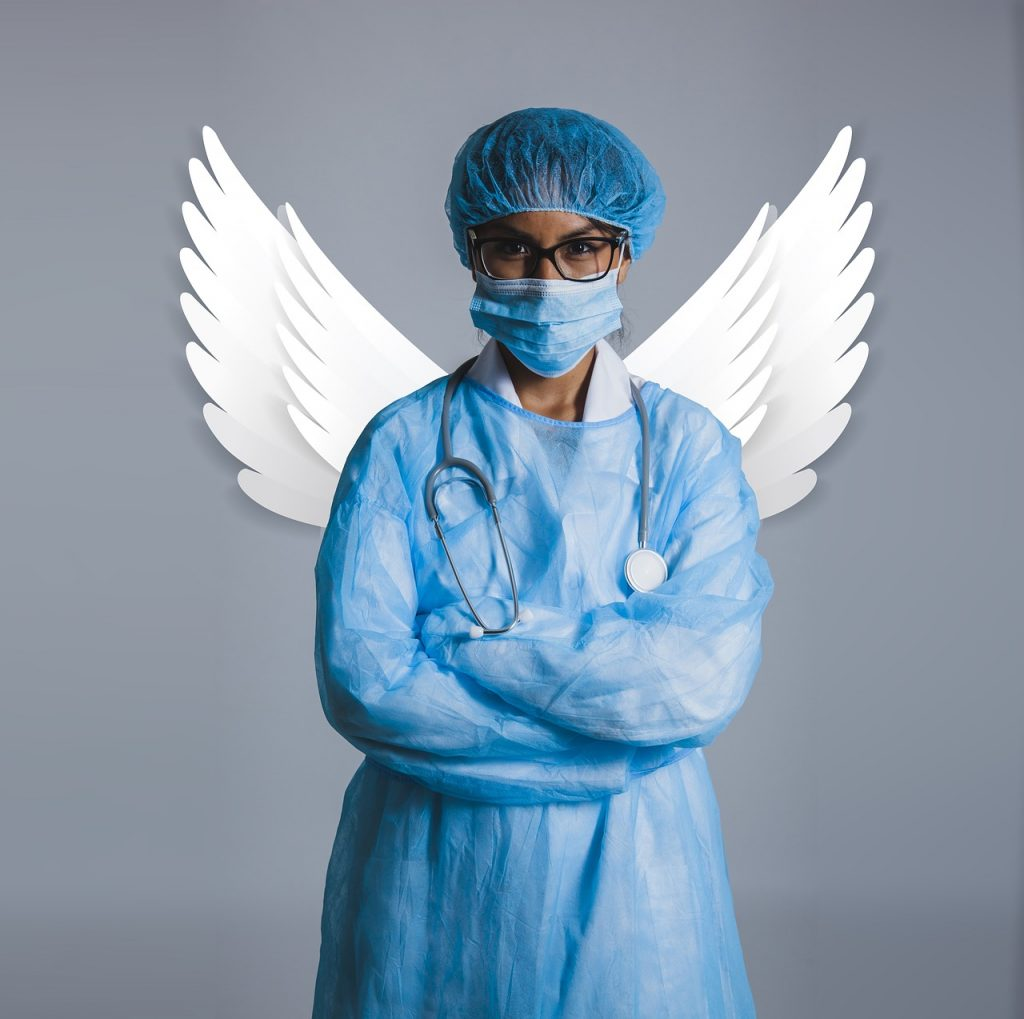 guardian angel, doctor, health